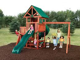 plans outdoor swing set plans