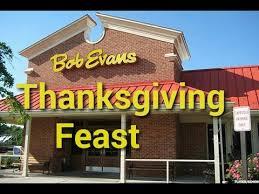 bob thanksgiving feast