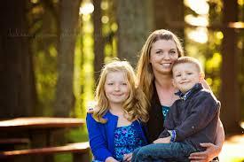 Beautiful Family Golden Hour Wallace Family Shoot Kelsea Joann Photography