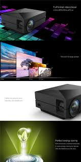 led home theater projector 1080p gm60 portable mini 1000lm home theater 800x480 led lcd projector