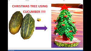 how to make christmas tree using waste materials christmas
