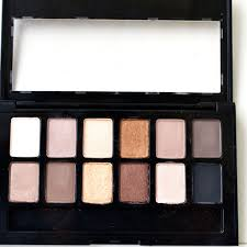 maybelline the s eyeshadow palette review india delhifashionger