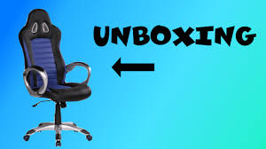 Office Chair Top View Clipart Racing Bucket Computer Chair Unboxing And Set Up Youtube
