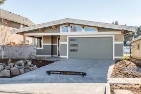 mid century modern arbor builders bend home builders