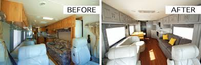 motor home interiors rv repair service warranty motorhome repair rv renovators
