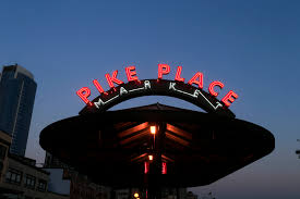 sur la table kitchen island pike place market is a magical lure on seattle u0027s bustling