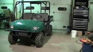polaris ranger 500 stator u0026 pickup coil cleaning