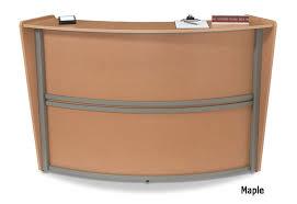 Reception Desk Definition Ofm Reception Desk Marque Plexi Reception Station 55313
