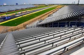 sturdisteel grandstands bleachers press box spectator seating