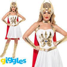 women u0027s superhero fancy dress complete ebay