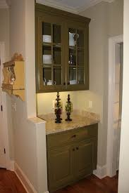 riveting kitchen cabinets interior design with white flat screen