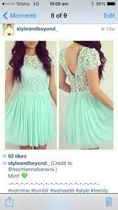 dress mint teal aqua pastel blue dress lace dress wheretoget