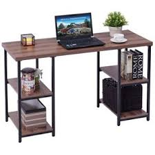 Laptop Writing Desk Computer Writing Desk Office Organizer 4 Tier Laptop Study