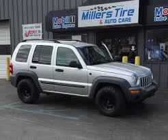 jeep liberty black rims tires lift kits wheels u0026 upgrades in richmond ky miller u0027s built