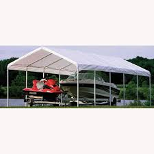 Door Canopy Kits B Q by Super Max 12 Leg Canopy 12 U0027 X 30 U0027 Shelterlogic 25767 Instant