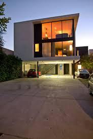 apartments ground car park house ideas concrete floor garage design