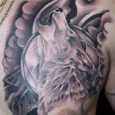 dreamcatcher breast tattoos for men ideas u0026 designs 2 tattoo chief