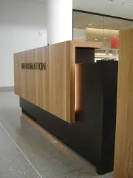 Small Reception Desk Ideas Best 25 Reception Desks Ideas On Pinterest Reception Counter