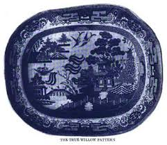 the willow pattern story patterns gallery