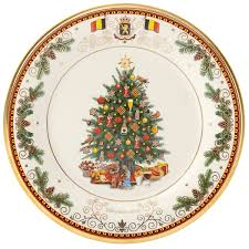 2016 trees around the world belgium plate travel the globe gifts