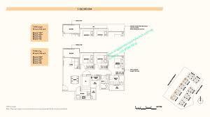 Starville Floor Plan Westwood Residences 3 Bedroom C1s Floor Plan Singapore Property