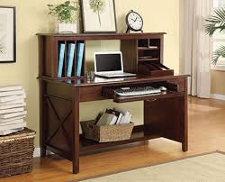 Cheap Computer Desk With Hutch Best 25 Office Desk With Hutch Ideas On Pinterest Office Desks
