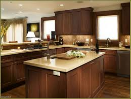 maple kitchen cabinets with dark wood floors home design ideas
