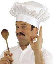 chapeau de cuisine toque de cuisinier coiffe cuisinier ac1087