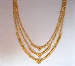 golden necklace women images 54 golden chain necklace surprised april 2011 jpg