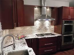 backsplash for dark cabinets and dark countertops dark cabinets light countertops backsplash warm the kitchen with
