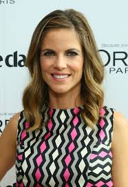 how does natalie morales style her hair natalie morales medium curls natalie morales looks stylebistro