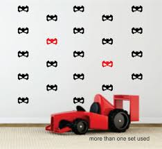 Wall Decals For Boys Room 10pcs Set Diy Super Hero Mask Wall Decal Boys Room Wall Decor