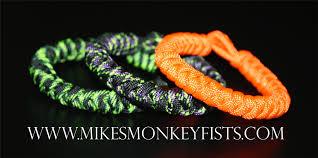 weave survival bracelet images Paracord survival bracelets snake weave zombie pattern gif
