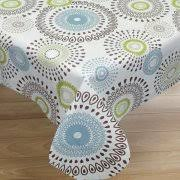 vinyl flannel back tablecloths