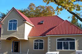 Mediterranean Roof Tile Interlock Tile Roof System Sask Metal Roofing