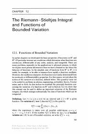 Cover Letter Sample With Salary Requirements The Riemann U2014stieltjes Integral And Functions Of Bounded Variation