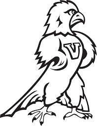 vic v hawk logos viterbo university