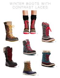 womens sorel boots for sale chic and warm the best winter boots the edit
