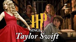 Harry Potter Trolley Meme - harry potter sings taylor swift we are never ever getting back