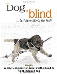 Pictures Of Blind Dogs Living With Blind Dogs A Resource Book And Training Guide For The