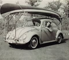 porsche with christmas tree canoes to christmas trees what have you hauled with a classic car