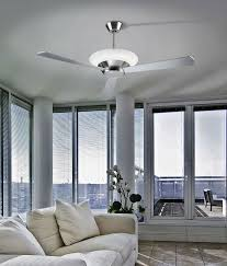 ceiling fan with grey blades modern remote controlled ceiling fan with uplight in silver dark