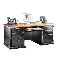 dark wood computer desk desk piranha pc29bg black glass computer desk with a4 suspension
