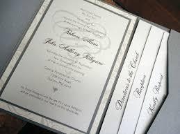 Wedding Invitations With Pockets 12 Best Wedding Invite Folders Images On Pinterest Invitation