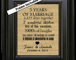 5 yr anniversary gift stunning 5th year wedding anniversary gift images styles ideas
