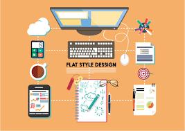 Graphic Designer Desk Desk Free Vector Download 201 Free Vector For Commercial Use