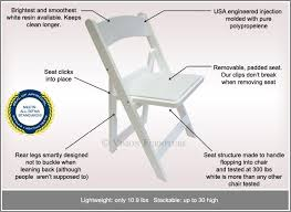 54 best white resin padded chairs images on pinterest resin