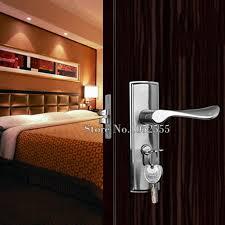Designer Interior Door Handles Top Designed Interior Door Lock Living Room Bedroom Bathroom Door