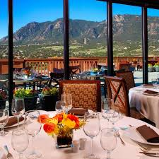 Fire Mountain Buffet Prices by Mountain View Restaurant At Cheyenne Mountain Resort Colorado