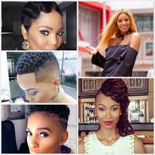 6 mzansi celebs hair styles ans their trusted hair salons the